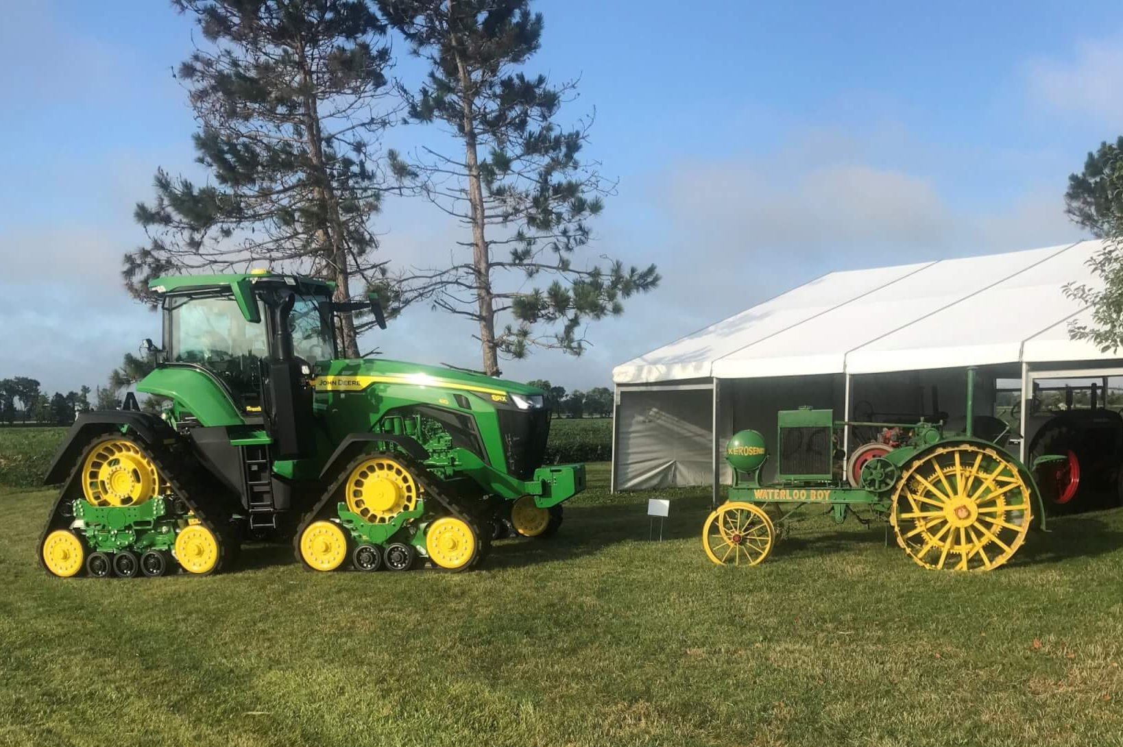 Fouts tractors