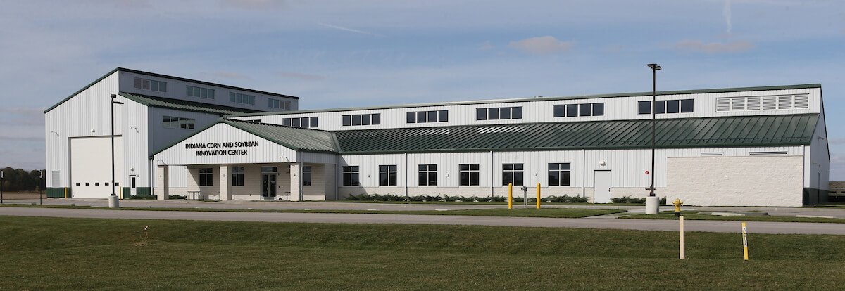Indiana Corn and Soybean Center