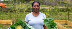 Holding plants in Tobago