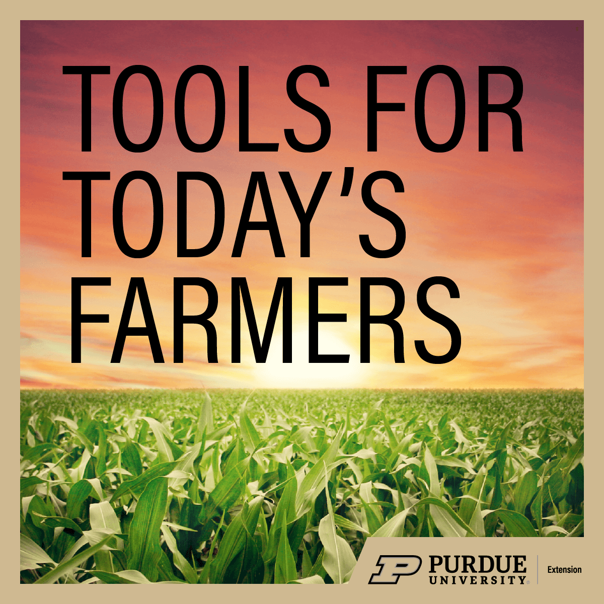 Tools for today's Farmers