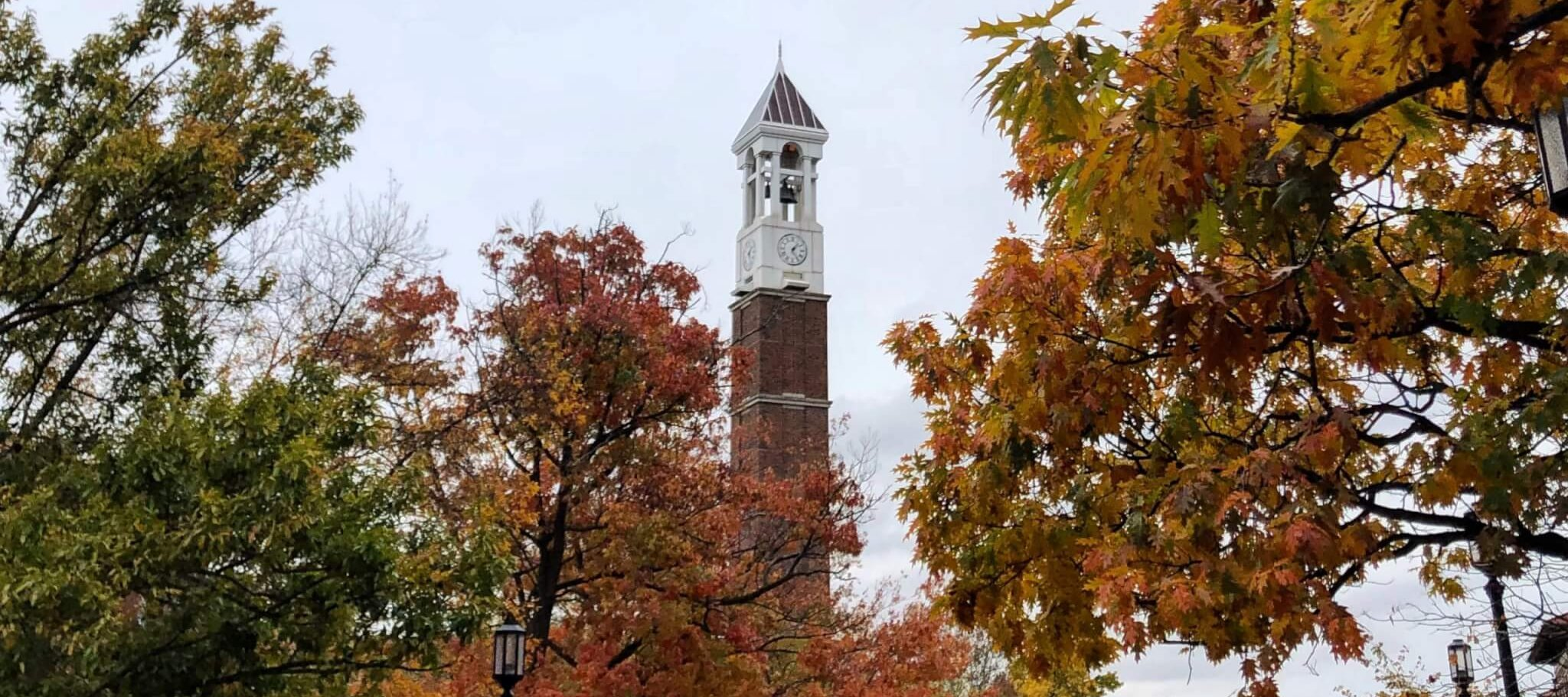 Fall Bell Tower
