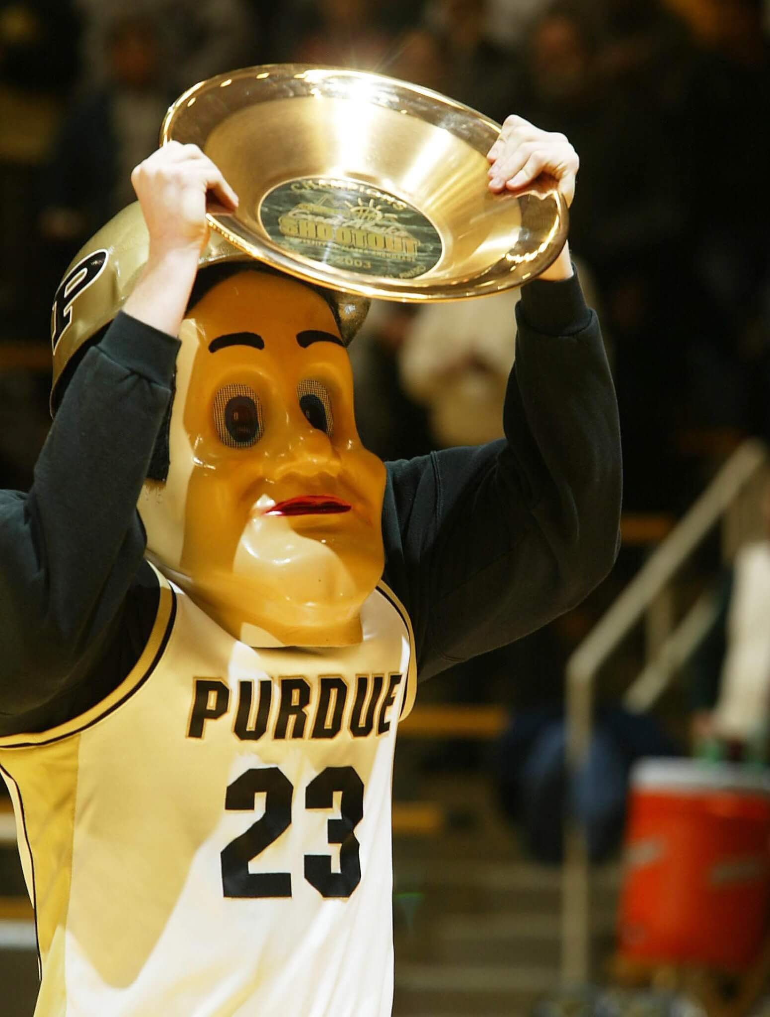 Andy Fordice as Purdue Pete