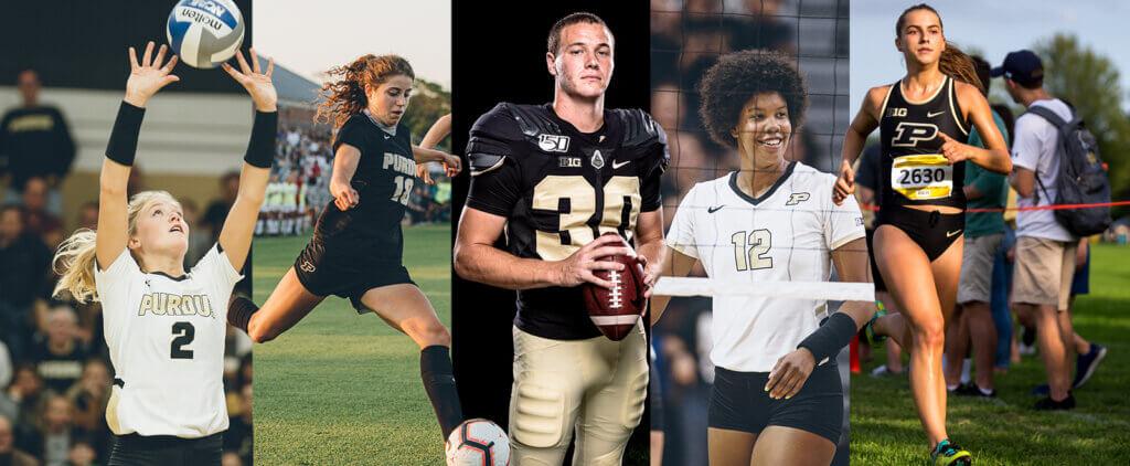 5 Academic All-Big Ten Honorees
