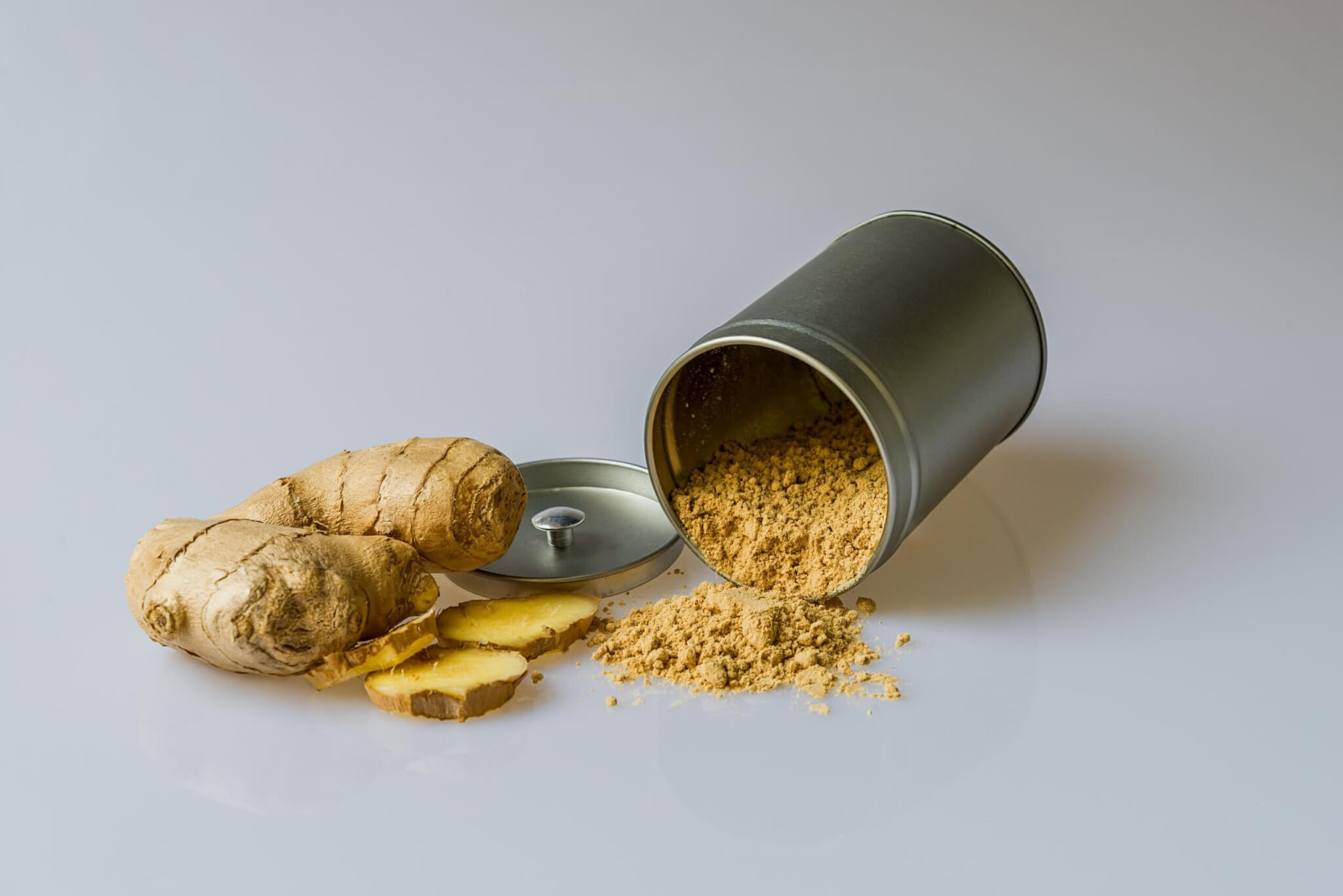 Ginger is used today in its raw form and spice form. It is also used for medicinal and culinary exploits.