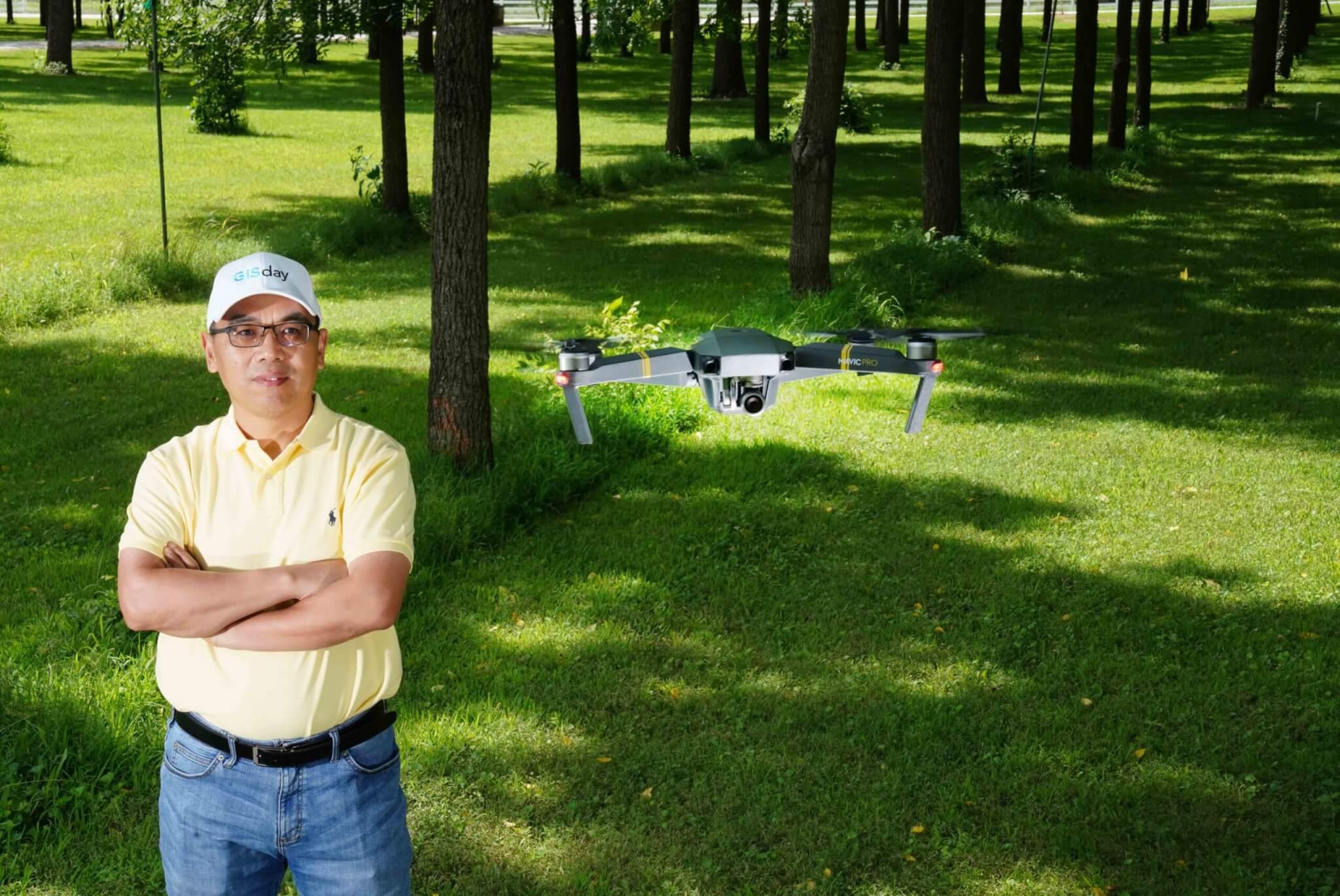Songlin Fei Digital Forestry Director