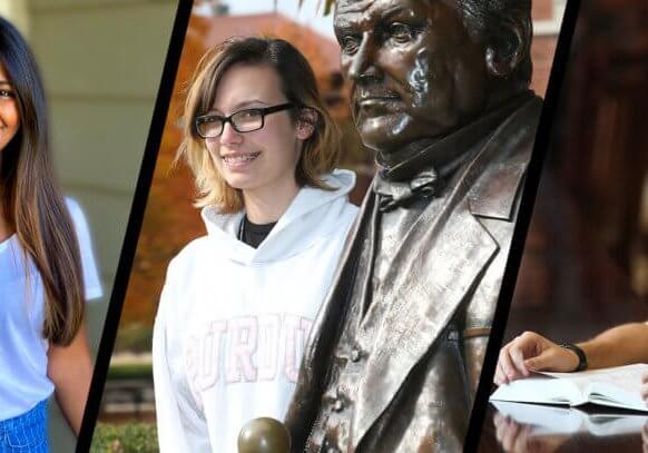 3 Purdue Students