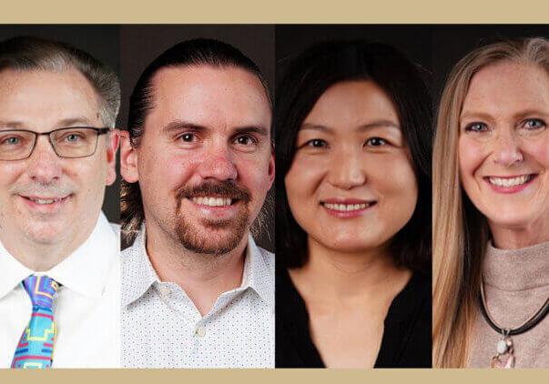 6 Winning Teachers and Faculty